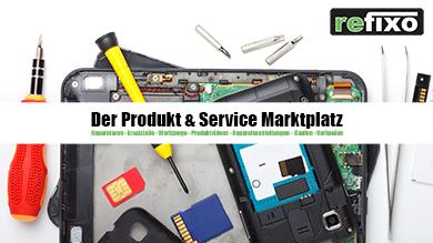 refixo der Produkt & Service Marktplatz